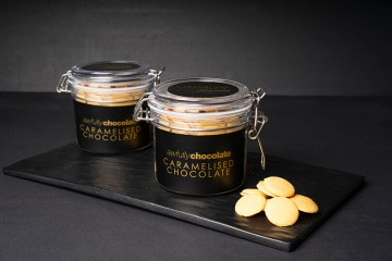 CARAMELISED CHOCOLATE COUVERTURE