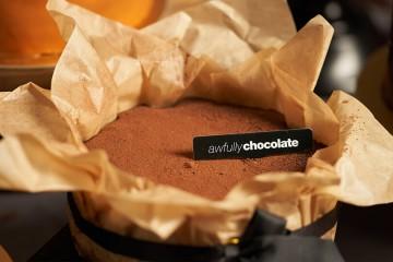 BAKED CHOCOLATE MELT