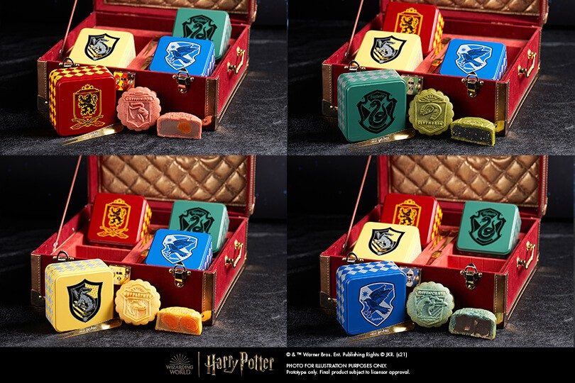 The Harry Potter Mooncake Chest